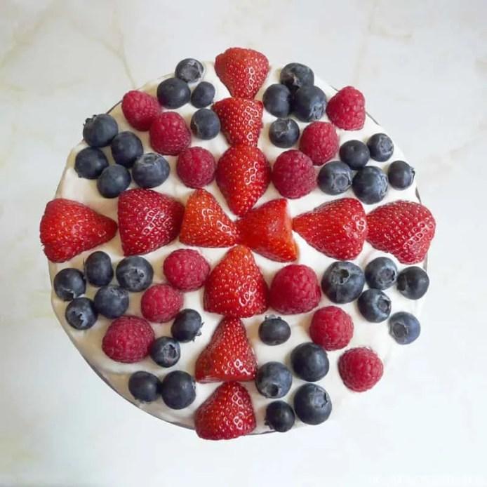 British Trifle
