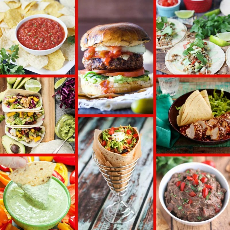 37 tempting cinco de mayo recipes a huge selection of tempting cinco de mayo recipes celebrate cinco de mayo with this forumfinder Images