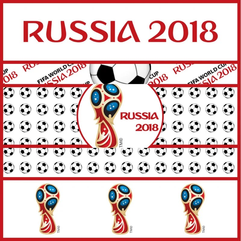 Free Printable World Cup Bottle Wrappers