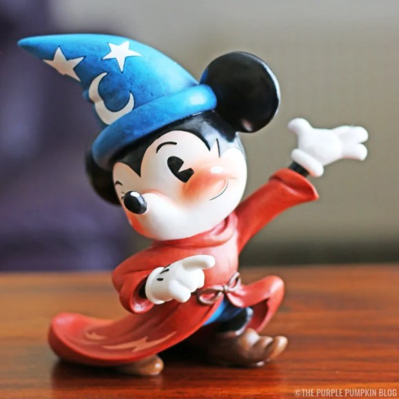 Sorcerer Mickey Mouse Figurine - Miss Mindy x Disney