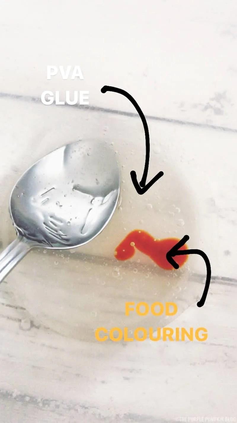 How To Make Halloween Slime