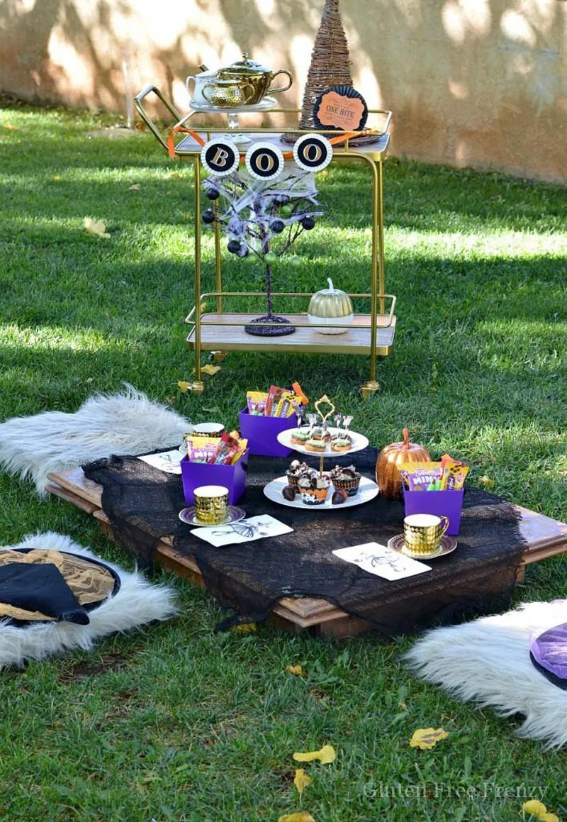 Little Witches Tea Party