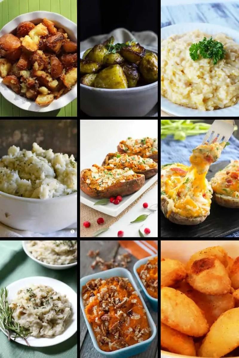 Christmas Side Dishes: Potatoes
