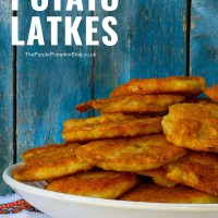 How To Make Potato Latkes for Hanukkah (Chanukah)