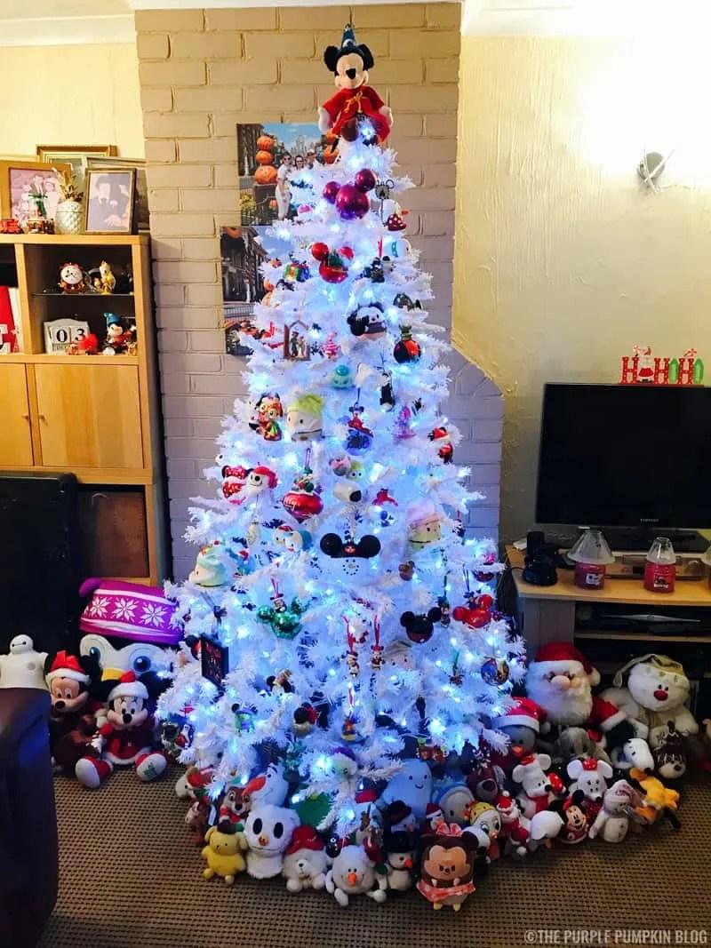Our Disney Christmas Tree