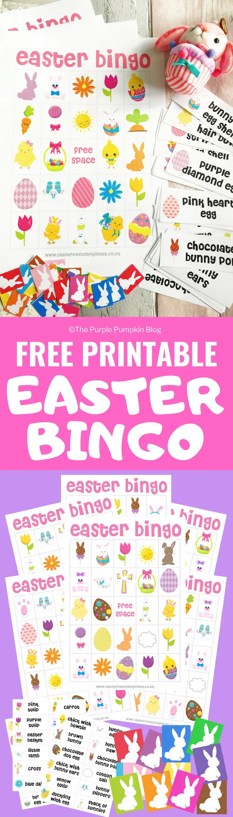 graphic relating to Free Printable Easter Bingo Cards referred to as No cost Printable Easter Bingo Recreation