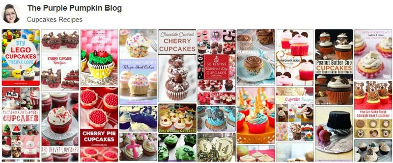 Cupcakes Recipes Board on Pinterest