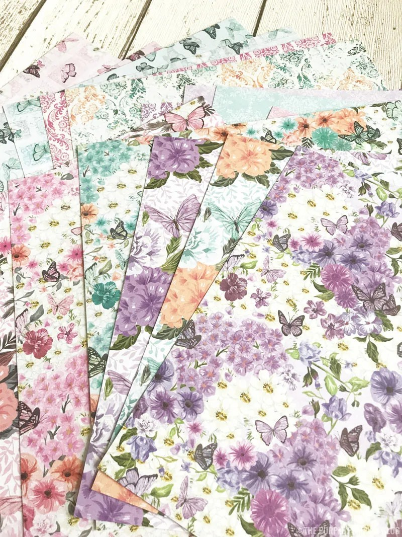 Decorative Papers for card makingDecorative Papers for card making