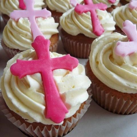 Baptism (Christening) Cupcakes