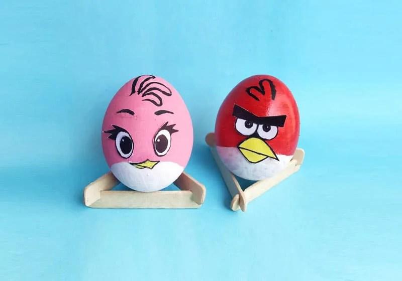 Angry Birds Eggs
