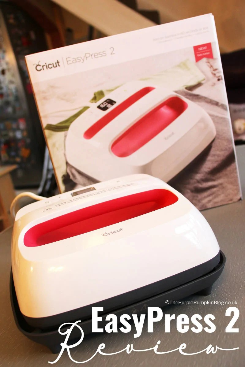 Cricut EasyPress 2 Review