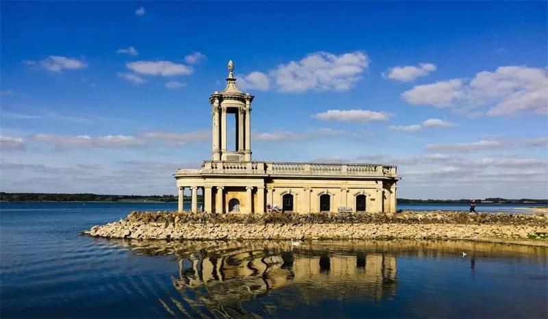 Normanton Church, Rutland Water