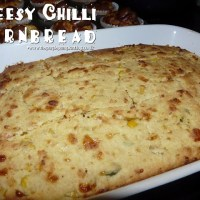 Cheesy Chilli Cornbread