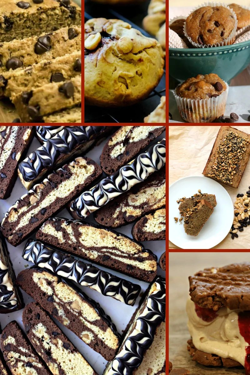 Peanut Butter Baked Goods for Dessert