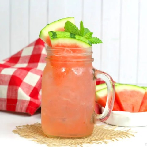 Watermelon Breeze Cocktail Recipe