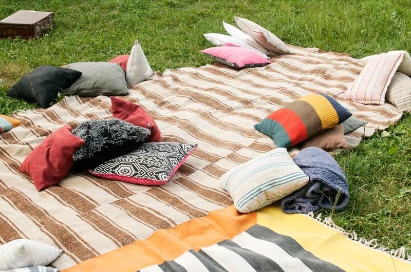 Garden Blankets