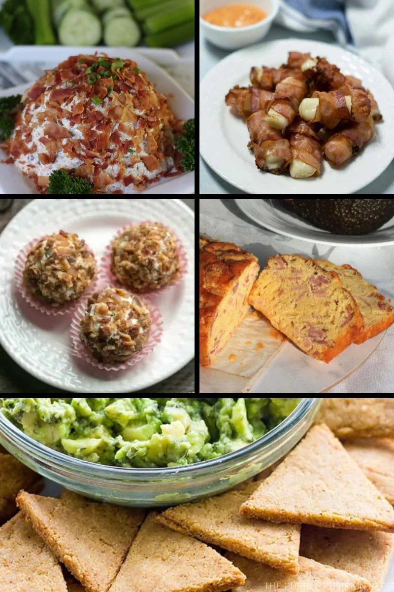 Low Carb Keto Fat Bombs and Snacks