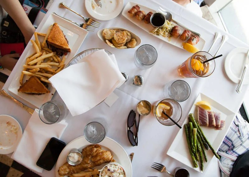 Dining in Providence, Rhode Island