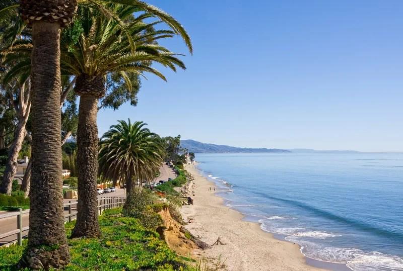 Beach - Santa Barbara, California