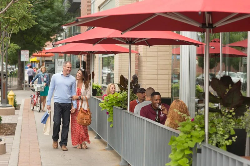Shopping & Dining in Cherry Creek
