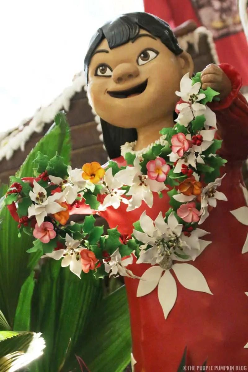 Beach Club - Gingerbread Carousel (Lilo)