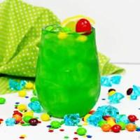 Buzz Lightyear Mocktail Recipe