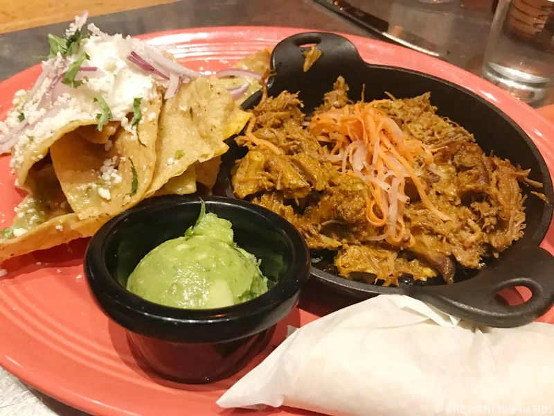 Yucatan Roasted Pork - Maya Grill - Coronado Springs