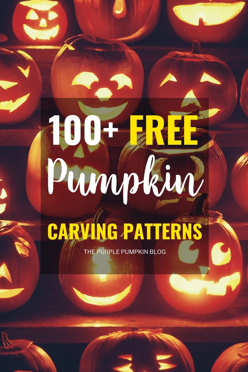 Pumpkin carving season is upon us, so here are 35+ awesome free pumpkin carving patterns for you to download and use for your Halloween Jack-o'-Lanterns.