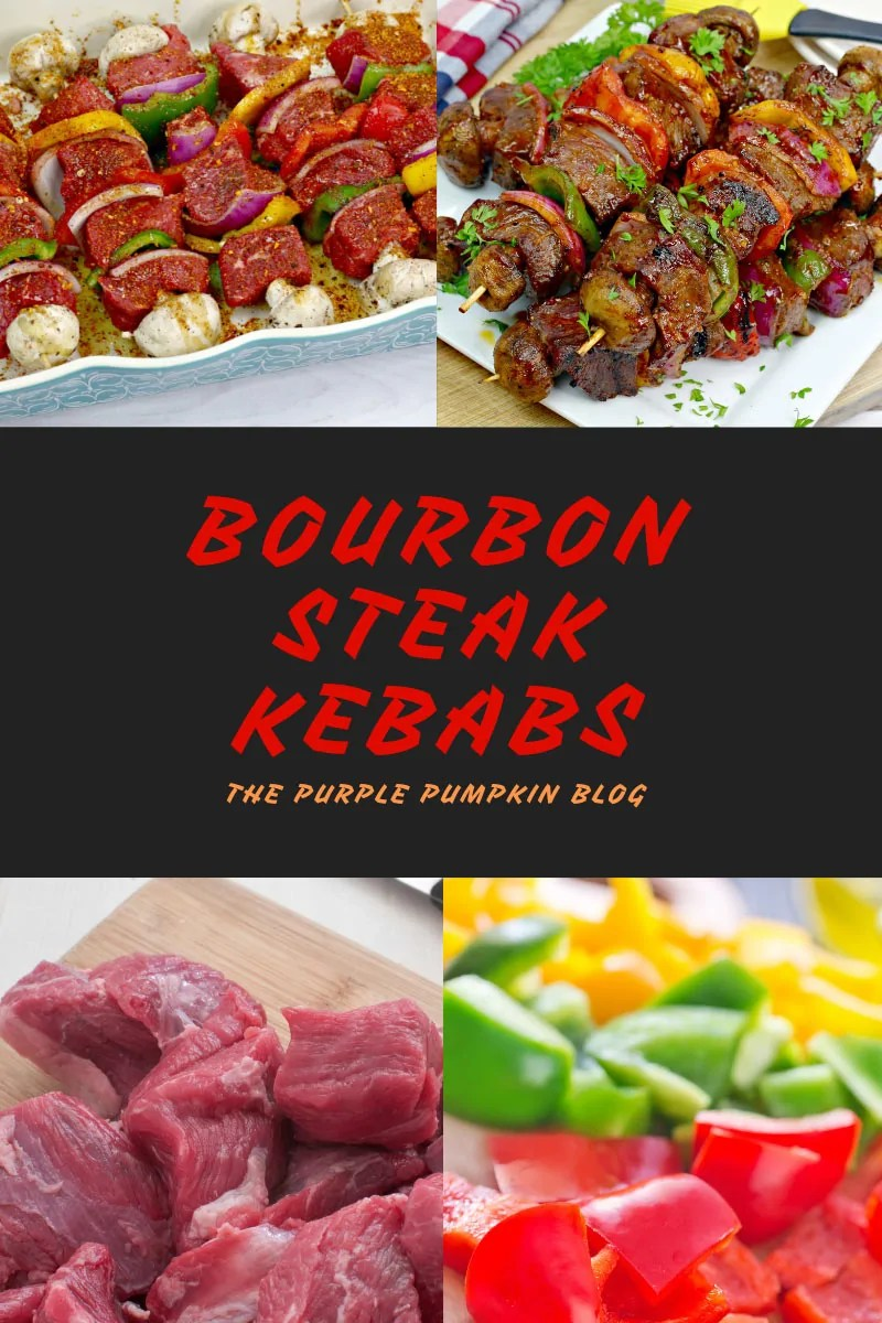 Bourbon Steak Kebabs