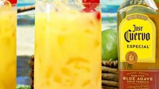 Hawaiian Margarita Cocktail