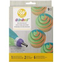 3-Color Piping Bag Coupler