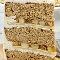 Apple Pie Layer Cake Recipe