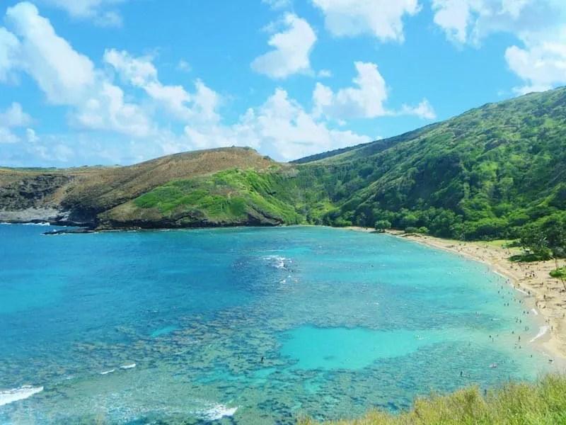 Hanuama Bay - Oahu Hawaii