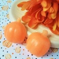 Pumpkin Sugar Scrub Bars