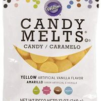 Wilton Yellow Candy Melts Candy