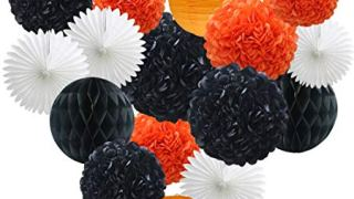 Orange & Black Party Kit