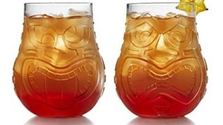 Tiki Double-Sided Tumblers
