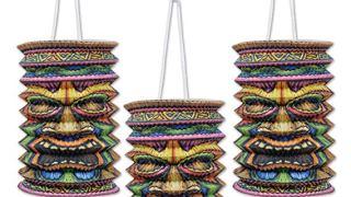 Tiki Paper Lanterns