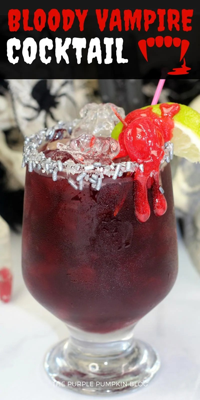 Vampire Blood cocktail
