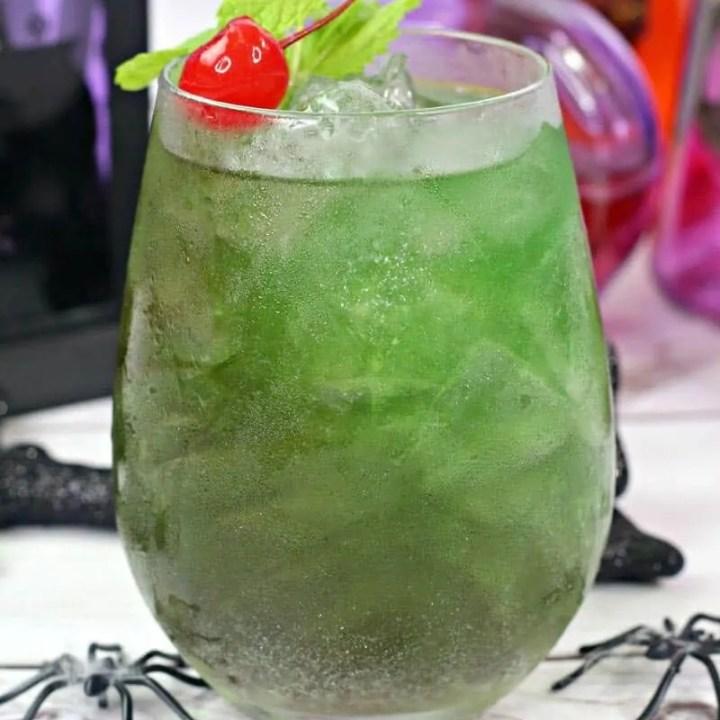 Zombie Apocalypse Cocktail Recipe