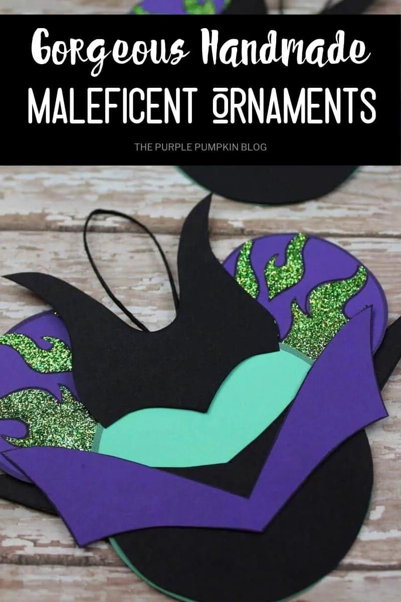 Gorgeous-Handmade-Maleficent-Ornaments