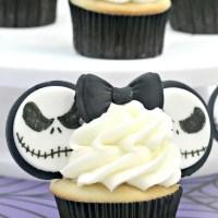 Jack Skellington Cupcakes Recipe
