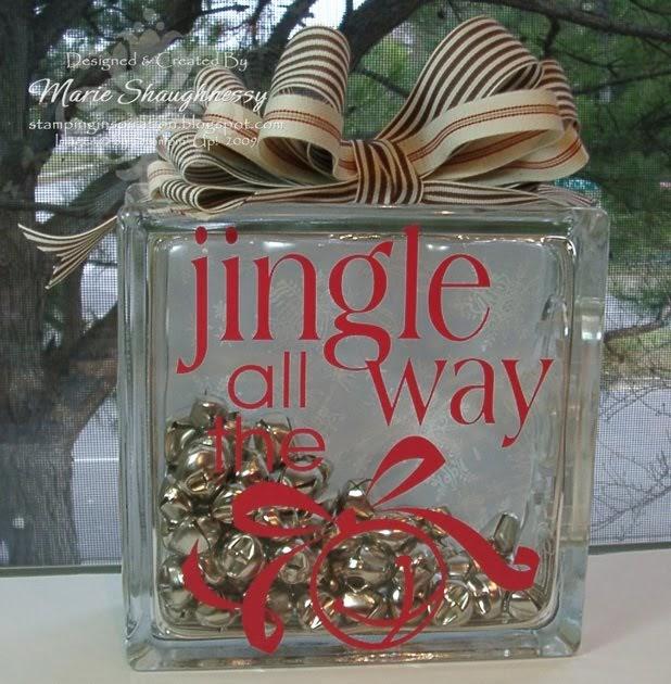 Jingle All The Way Block