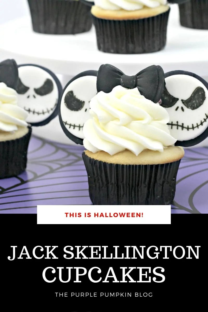 This is Halloween! Jack Cupcakes