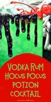 vodka rum hocus pocus potion cocktail