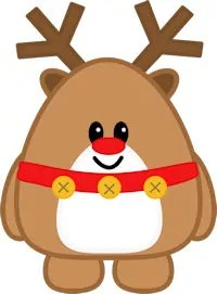 Rudolph the Reindeer Character