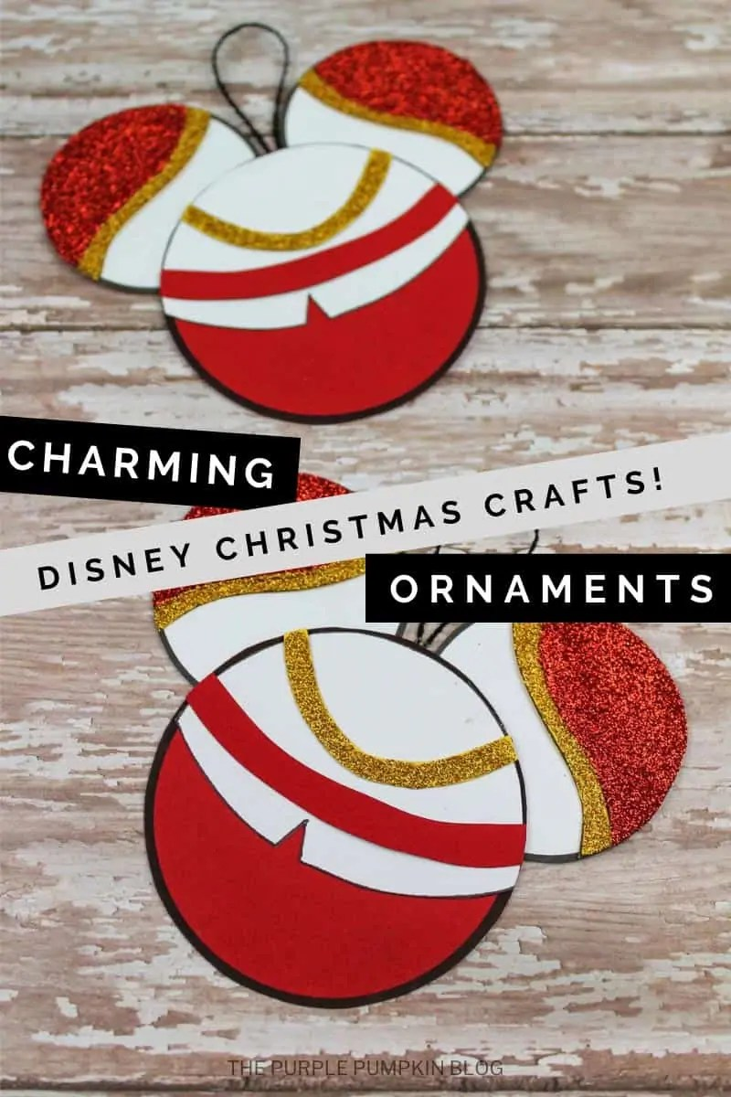 Prince Charming Disney Christmas Crafts ornament