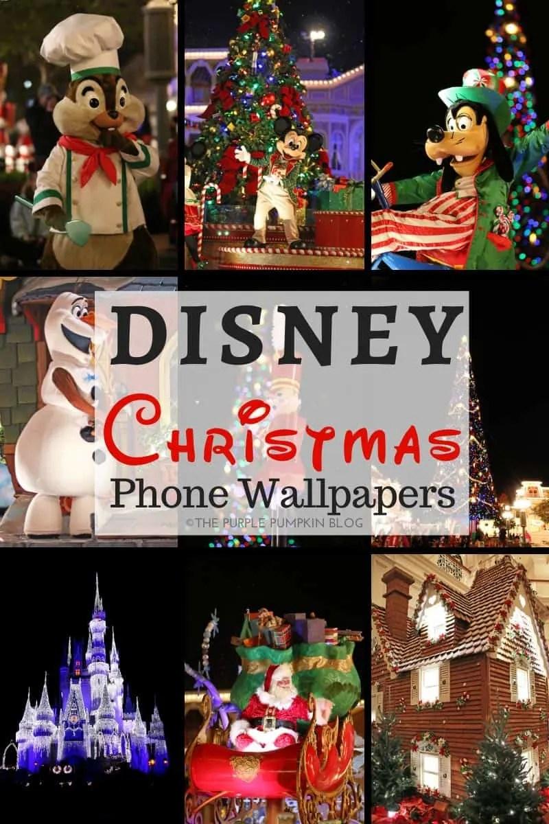 Disney-Christmas-Phone-Wallpapers