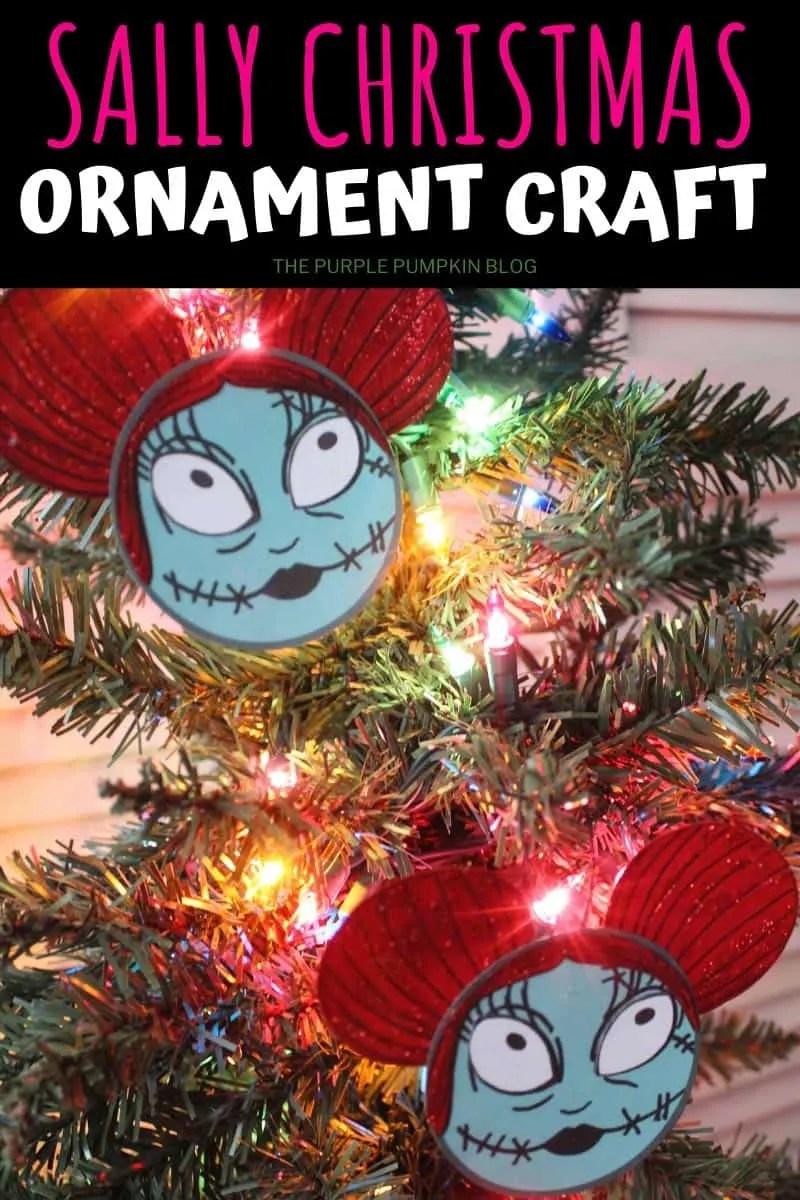 Sally-Christmas-Ornament-Craft