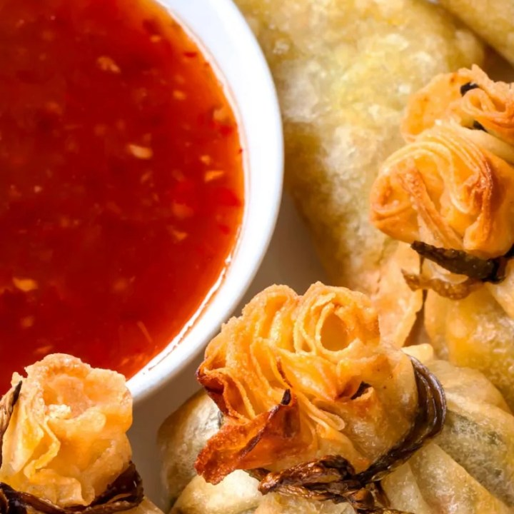 Chinese Fried Wontons